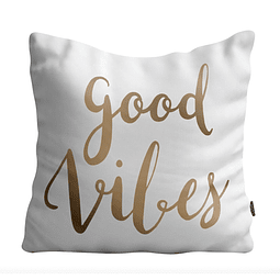 COJIN DECORATIVO GOOD VIBES