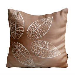 COJIN DECORATIVO LEAFS