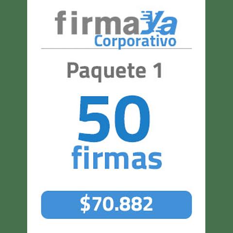 Paquete de Firma Electronica Avanzada (FirmaYa Corp)