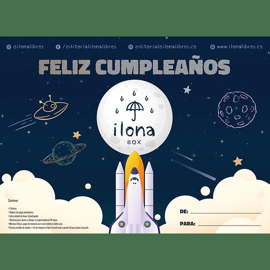ilona box edición ¡Feliz cumpleaños!