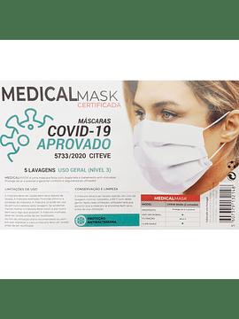 Máscara Certificada MEDICALmask