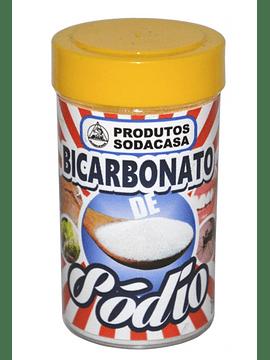 Bicarbonato de sodio frasco 130 grs