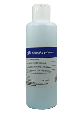 T-med plus gel de banho corpo e cabelo pH neutro 1000ml
