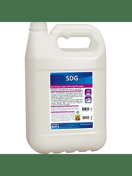 Detergente germicida super desengordurante 5L