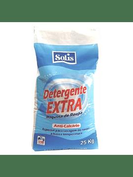 Detergente de roupa em pó de uso profissional