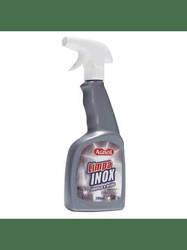 Limpa Inox 500ml Agisol