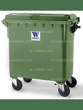 Contentor do lixo 770 litros