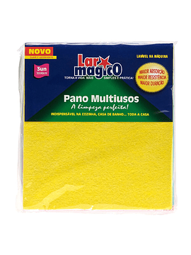 Pano Multiusos Pack de 3