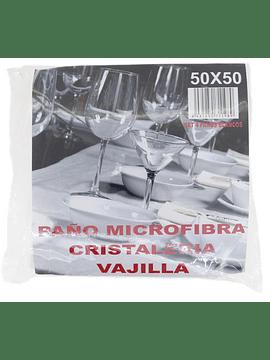 Panos Microfibra 50x50cm Pack de 4