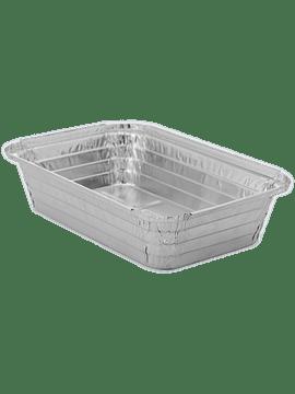 Embalagens de Alumínio 1400ml - Pack de 100
