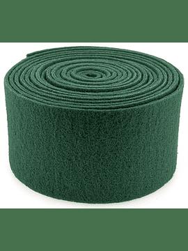 Rolo de Esfregão Verde 15cm x 6m