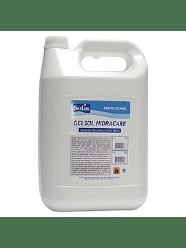 Gelsol Hidracare - Álcool Gel 5L