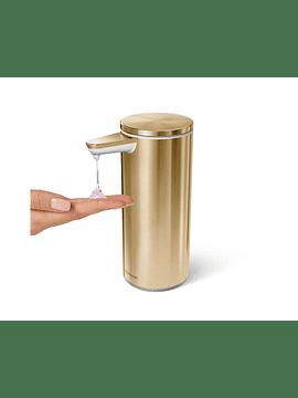 Dispensador de Sabão ou Álcool-Gel Automático Recarregável