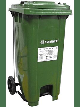 Contentor do lixo 120 litros com Pedal