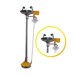 Lavaojos de emergencias - Pedestal