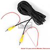 PACK 3 CABLE VIDEO RCA 6M