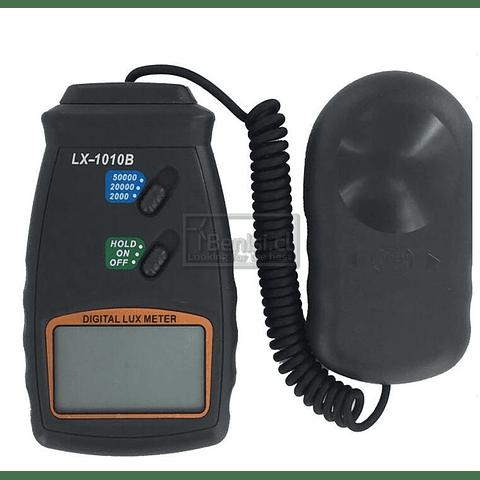 LUXOMETRO DIGITAL LX1010B