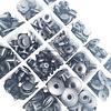 PACK 260 CLIP REMACHES PLASTICOS AUTOMOVILES