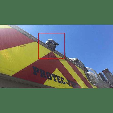 CAMARA RETROCESO 18 LED CON LINEA PROXIMIDAD