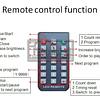 CONTROL REMOTO HD-909IR PARA CONTROLADOR HD-U60