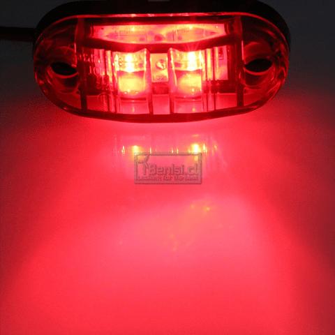 PACK 3 LED TROCHA 4W AUTO MOTO CAMION