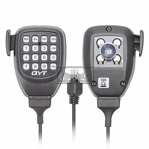 MICROFONO DTMF 8PIN QYT PARA RADIO KT8900