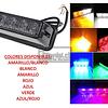 FOCO DESTELLANTE LED - STROBO 4W AUTO MOTO CAMION