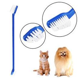 Set 4 Cepillo de dientes para Mascotas