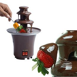 Cascada Chocolate, Queso, Fondue