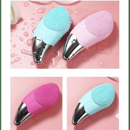 Cepillo  Limpieza Exfoliante Masajeador Facial