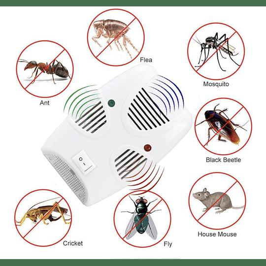 Repelente Roedores e Insectos Eléctrico