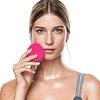 Cepillo Limpiador Facial de Silicona