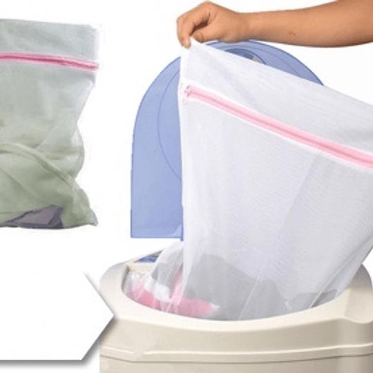 Bolsa de Malla para Lavar Ropa 40 x 50 CMS