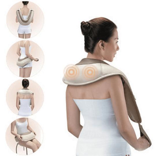 Masajeador Cuerpo Hombros Cuello Espalda