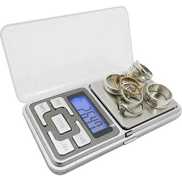 Balanza Peso Digital Gramera 0.01 Gr a 200 Gramos Joyeria