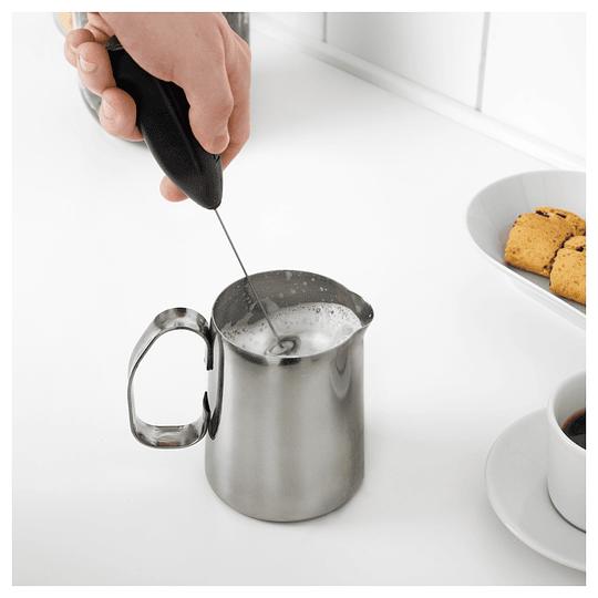 Batidor Eléctrico para Espuma Café Leche