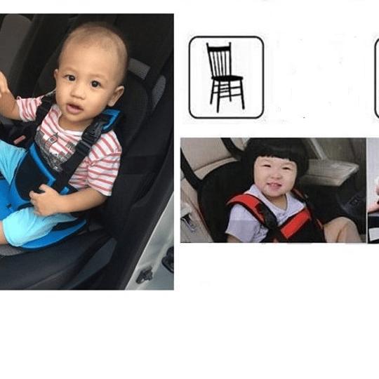 Adaptador Silla para Comer Bebes o Niños, para Viajes en Avión