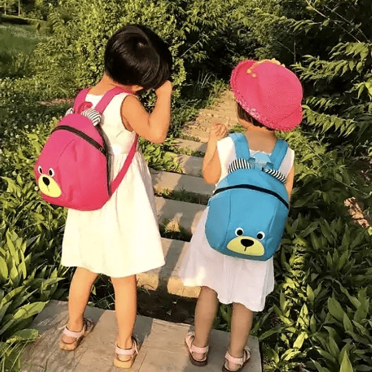 Mochila Impermeable Anti-Perdida para Niños