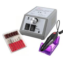Torno Para Manicure Pedicure Profesional Electrico