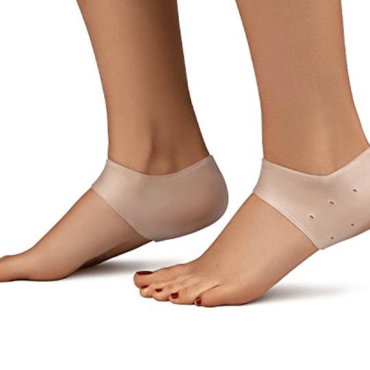 Talonera Silicona Ortopédica para Espolon