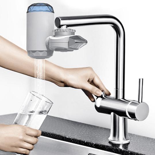 Filtro Purificador con Doble Salida de Agua
