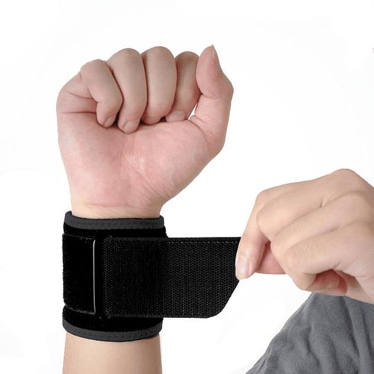 Muñequera Ajustable con Velcro