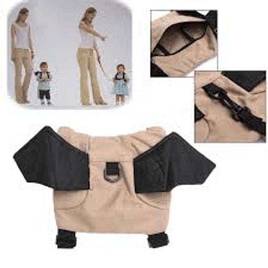 Mochila Arnes De Seguridad Murcielago Para Niños