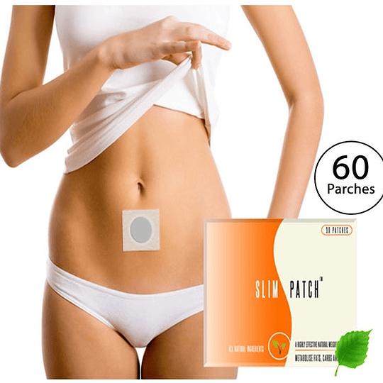 60 Parches Adelgazante Slim Patch Biomagnetico