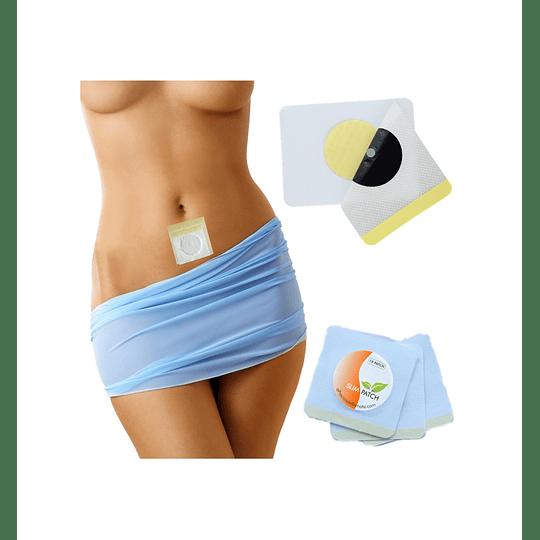 30 Parches Adelgazante Slim Patch Biomagnetico