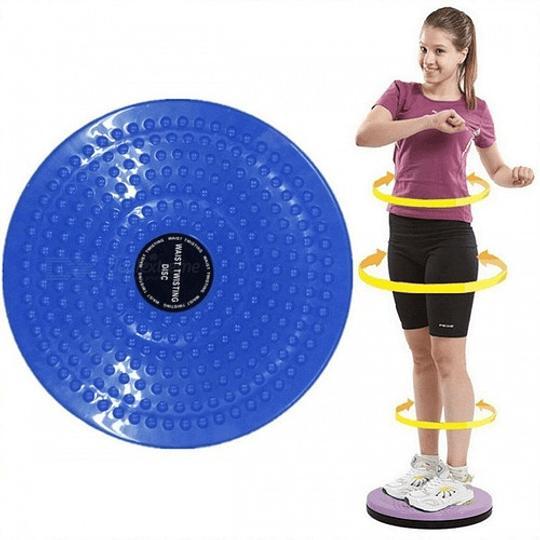 Disco Giratorio Para Adelgazar Cintura