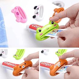Dispensador de pasta dental diseños