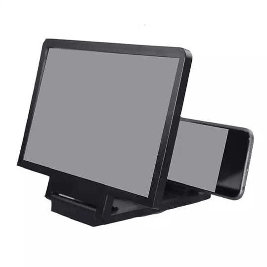 Amplificar 3D de Pantalla Celular Tablets
