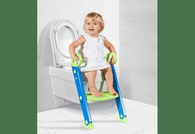 adaptador wc con escalera