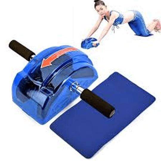 Rueda Abdominal Roller Slide Abdominales Acero